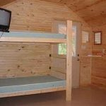 River's Edge Resort: Camper Cabins