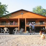 River's Edge Resort: River Cabins