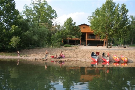 River Cabin Condos On The Jacks Fork Of The Current River